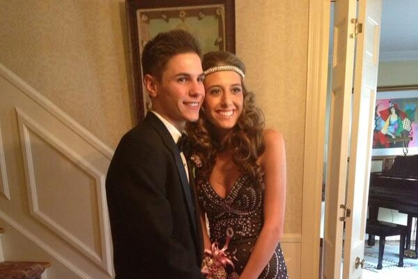 Lexi Manzo's prom