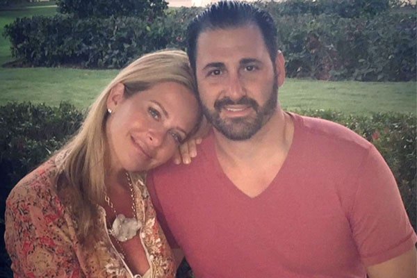 Dina Manzo's husband David Canti
