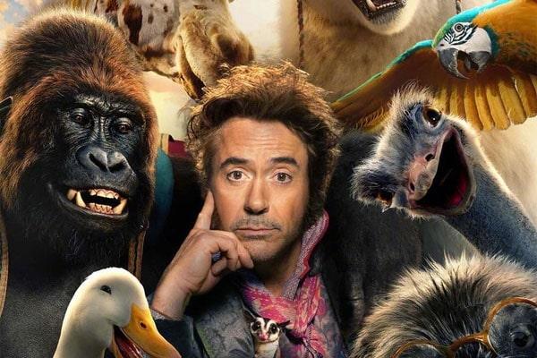 Dolittle, Robert Downey Jr.'s movie