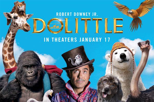 Dolittle's poster