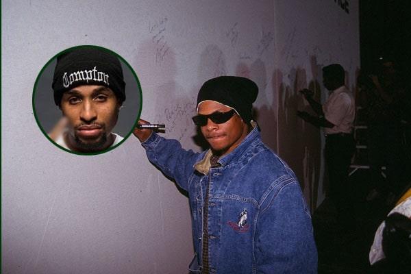 Eazy-E's son E3