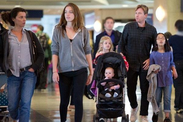 Ewan McGregor's children