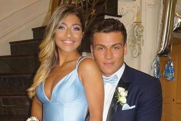 Frankie Catania's Partner Gia