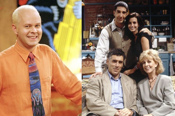 Friends, Gunther And Ross' Parents
