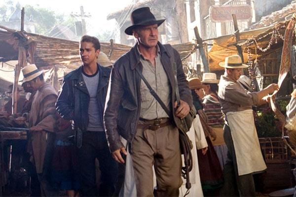 Indiana Jones' son Mutt