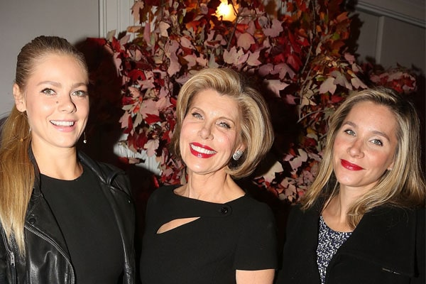 Christine Baranski's daughter Isabel Cowles