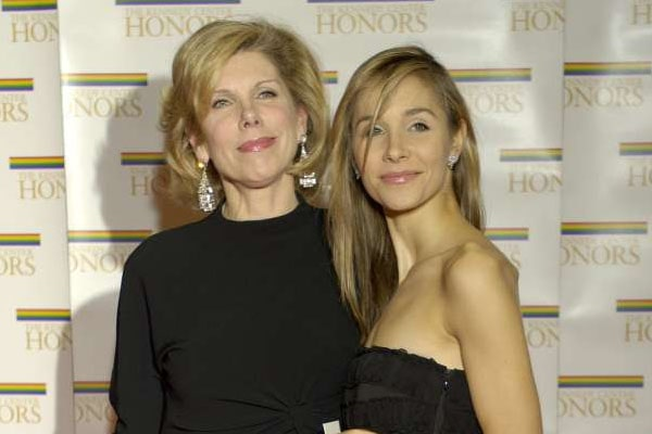 Christine Baranski's daughter Isabel Cowles Murphy