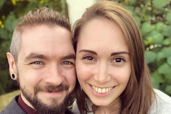 Jacksepticeye's Girlfriend GirlGamerGab