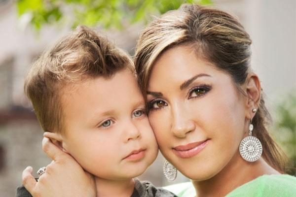 Jacqueline Laurita's kid Nicholas Francis Laurita