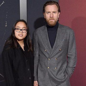 Meet Jamyan McGregor – Photos Of Ewan McGregor's Daughter With Ex-Wife Eve Mavrakis