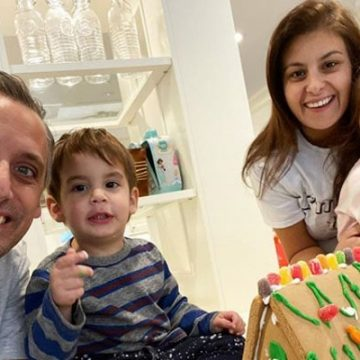 Meet Joe Gatto's Kids Milana Francine Gatto And Remington Joseph Gatto