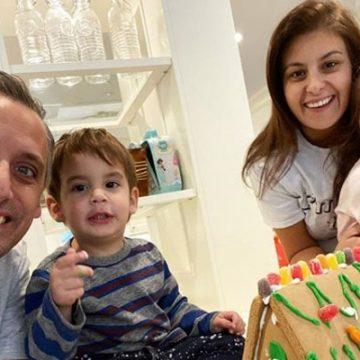 Meet Joe Gatto's Kids Milana Francine Gatto And Remington Joseph Gatto