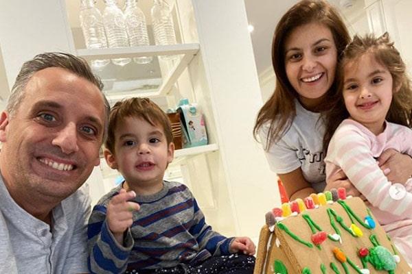 Joe Gatto's Kids Milana Francine Gatto And Remington Joseph Gatto