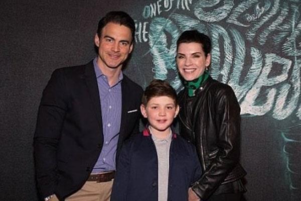 Julianna Margulies's son Kieran Lindsay Lieberthal