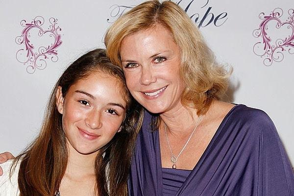 Katherine Kelly Lang's daughter Zoe Katrina