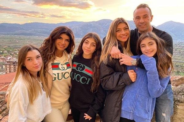 Milania Giudice's family and siblings