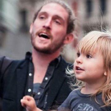 Meet Cassius Riley – Photos Of Domino Kirke's Son With Morgan O'Kane