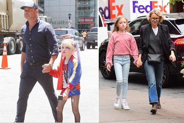 Naomi Watts and Liev Schreiber's son Samuel Kai Schreiber
