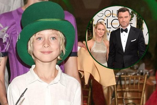 Naomi Watts' son Sasha Schreiber