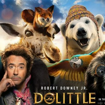 After Being A Superhero, Robert Downey Jr. Set In Dolittle As Dr. John Dolittle