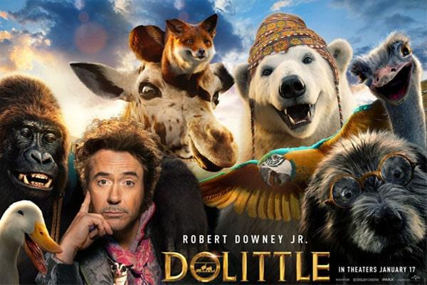 Robert Downey Jr.'s movie Dolittle