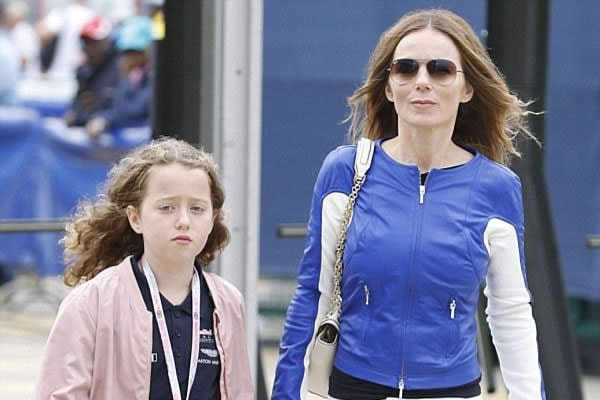 Sacha Gervasi's daughter Bluebell Madonna Halliwell