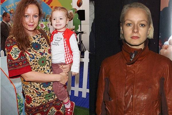 Samantha Morton's daughter Edie Holm