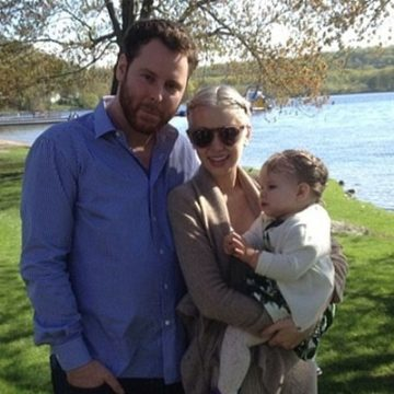 Meet Winter Victoria Parker – Photos Of Sean Parker's Daughter With Wife Alexandra Lenas