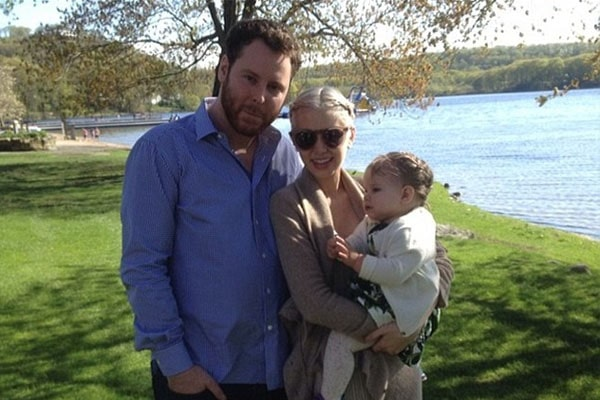 Sean Parker's daughter Winter Victoria Parker