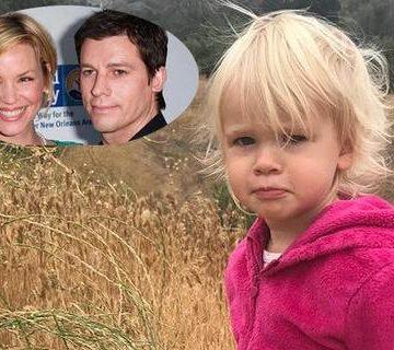 Meet Iyla Vue Hart – Photos Of Steve Hart's Daughter With Wife Ashley Scott