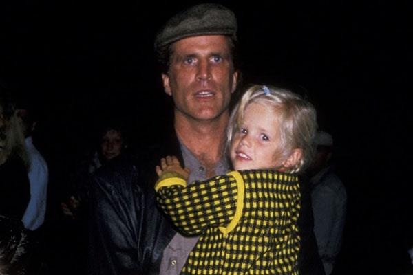 Alexis Danson's father Ted Danson