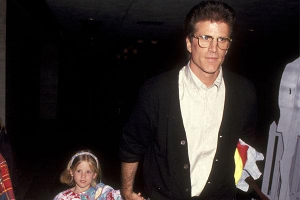 Casey Coates's daughter Alexis Danson