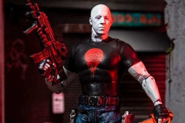 Vin Diesel's Bloodshot