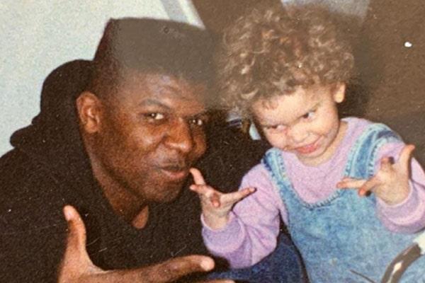 Terry Crews' daughter Naomi Burton-Crews
