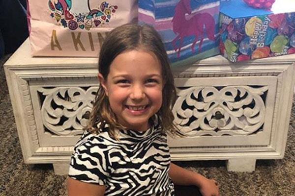 Jodie Sweetin's daughter Beatrix Carlin Sweetin-Coyle