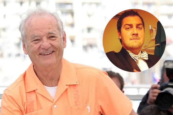 Bill Murray's son Caleb Murray