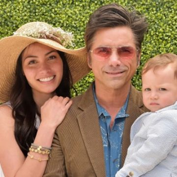 Meet Billy Stamos – Photos Of John Stamos' Son With Wife Caitlin McHugh