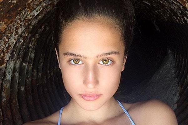 Kirk Cameron's daughter Olivia Cameron