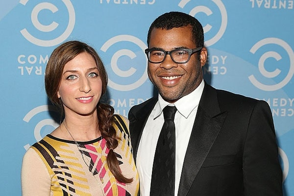 Meet Beaumont Gino Peele Photos Of Chelsea Peretti S Son With Husband Jordan Peele Ecelebritymirror