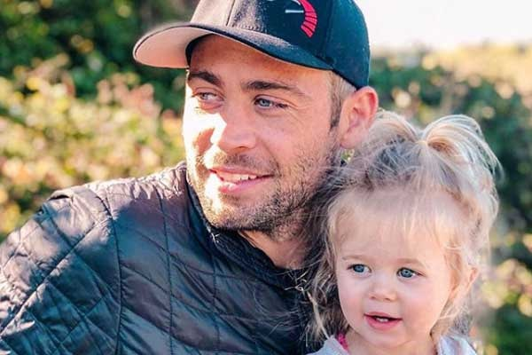 Cody Walker's daughter Remi Rogue Walker