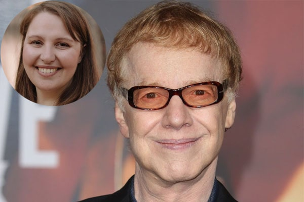 Danny Elfman's daughter Lola Elfman
