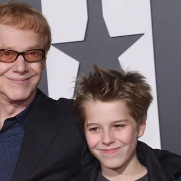 Meet Oliver Elfman – Photos Of Bridget Fonda's Son With Husband Danny Elfman