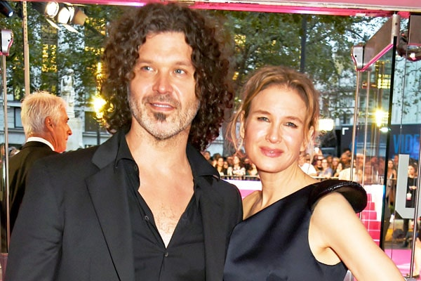 Doyle Bramhall II's girlfriend Renée Zellweger