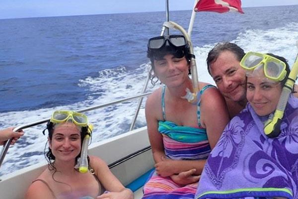 bob Saget's daughter Aubrey Saget