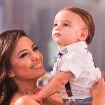 Meet Santiago Enrique Bastón – Photos Of Eva Longoria's Son With Husband José Bastón