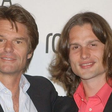 Meet Dimitri Alexander Hamlin – Photos Of Harry Hamlin's Son With Ex-Partner Ursula Andress