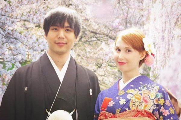 The married pair of Rachen and Jun