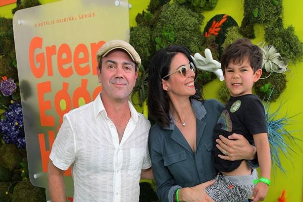 Meet Eli James Lo Truglio Photos Of Joe Lo Truglio S Son With Wife Beth Dover Ecelebritymirror