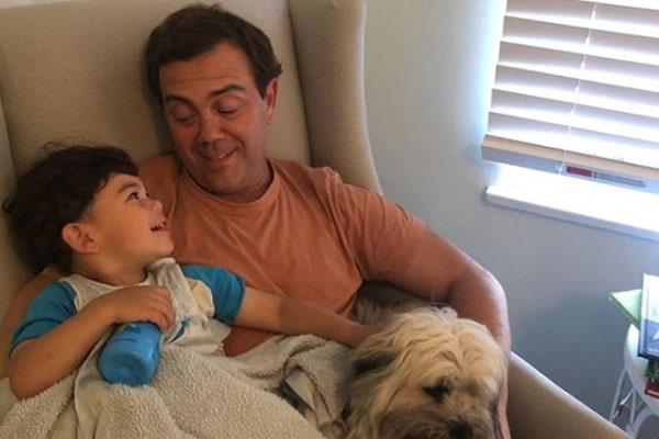 Joe Lo Truglio's son Eli James Lo Truglio