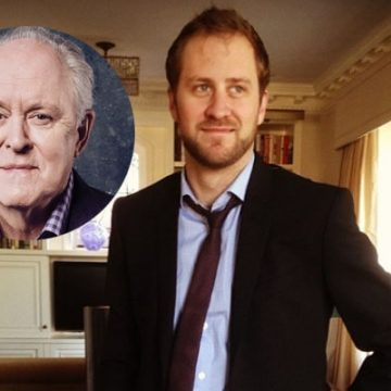 Meet Nathan Lithgow – Photos Of John Lithgow's Son With Wife Mary Yeager